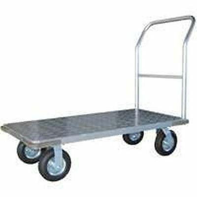 New Vulcan 8958720 Aluminum Heavy Duty Platform Cart
