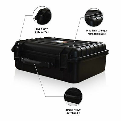 325 US PRO Waterproof Hard Carry Flight Case Watertight Photography Tool Box