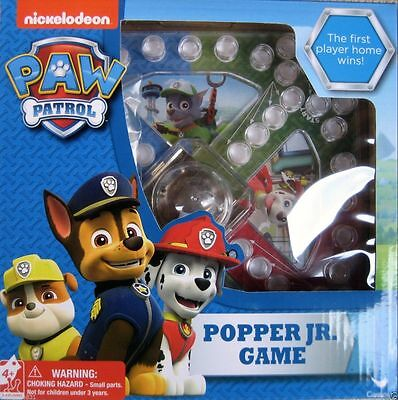 Nickelodeon PAW Patrol POPPER JR. GAME Birthday Party Supplies