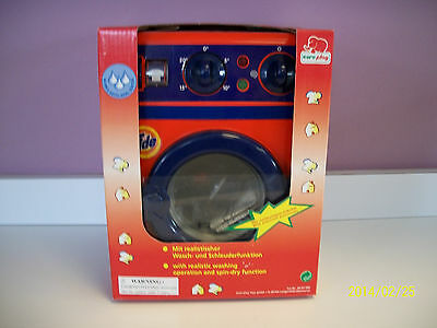 TIDE JUNIOR WASHER  by  Euro Play of Germany   MIB,  RARE - Original