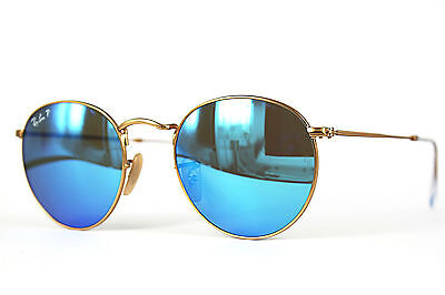Ray Ban Sonnenbrille / Sunglasses RB3447 112/4L 50[]21 3P inkl. Etui # *