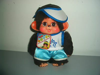 1974 Jogging Monchhichi (Made in Japan)