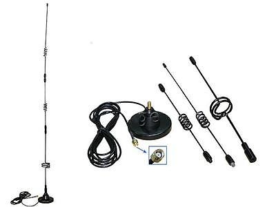 Antenne 3G interieure 14 db + Cable SMA 3m