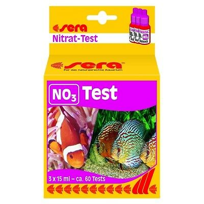 Sera Nitrat  NO3 - Test, Wassertest
