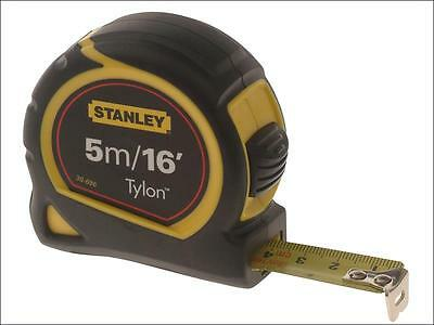 Stanley 130696 5M 126ft Tape Measure Tylon 1-30-696 Metre 5 Meter Measuring