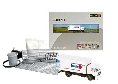 Faller 161505 Start Set Lkw MAN