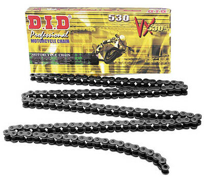 Suzuki TL1000 RW-Y/K1 98-02 DID Motorcycle VX X-Ring Drive Chain (530-104)