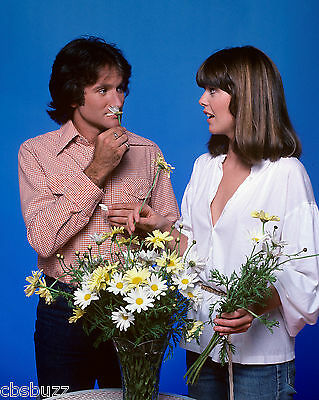 Mork And Mindy - Tv Show Photo #45 - Robin Williams And Pam Dawber
