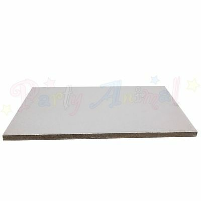 Culpitt SINGLE Cake Boards OBLONG Thick Drum Board 12mm Strong Support