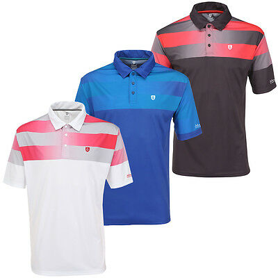 48% OFF RRP Island Green 2016 Mens IGTS1467 Performance Tech Golf Polo Shirt