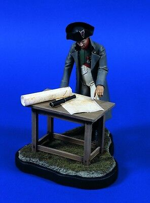 VERLINDEN PRODUCTIONS #649 Napoleon with Table & Map Figur in 1:16