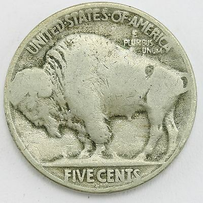 US Indian head Buffalo Nickel five-cent piece 1925 S