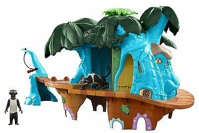 Tomy Zootropolis Danger in the Rainforest District Playset (HL498)