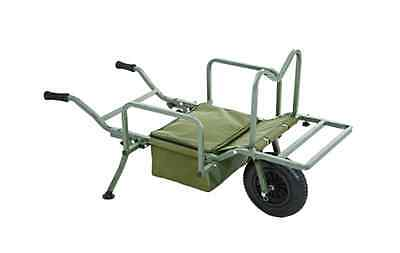 Trakker Carp Fishing - NEW X-Trail Galaxy Barrow