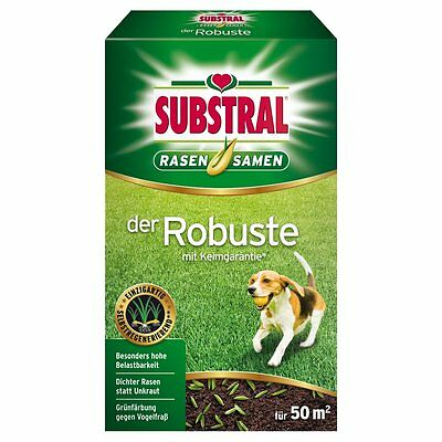 Substral Lawn seed The Robust - 2.2lbs - Seeds Lawn Lawn seeds Seed mix