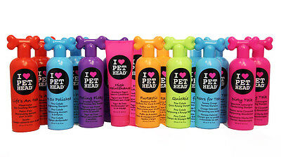 I Love Pet Head Shampoo's For Cats FREE UK POSTAGE