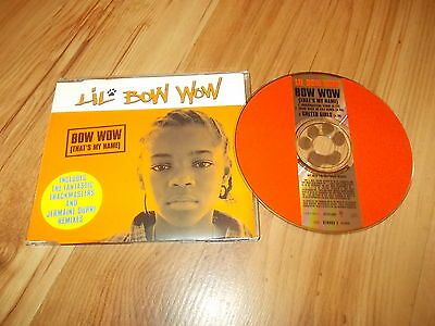 LIL BOW WOW-BOW WOW-cd single