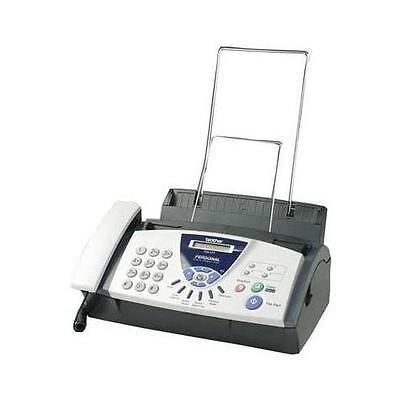Brother Personal FAX-575 Fax Machine with Phone and Copier 69A2