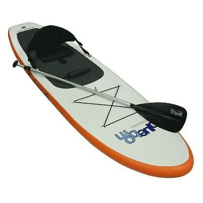 Blueborn Traveller 10-6 double chamber SUP - Stand-Up Sit-on-Top Paddle-Board Se