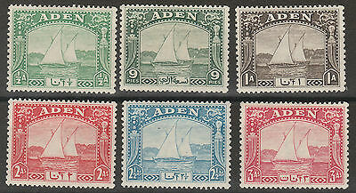 Aden 1937 Dhow Range To 3A