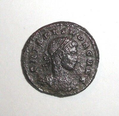 Ancient Roman Empire, 1st - 3rd c. AD. Bronze Coin