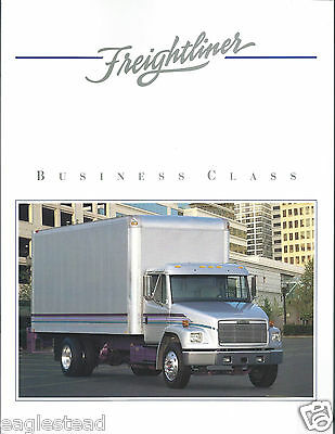 Truck Brochure - Freightliner - Business Class - Product Overview 1992 (T1572)