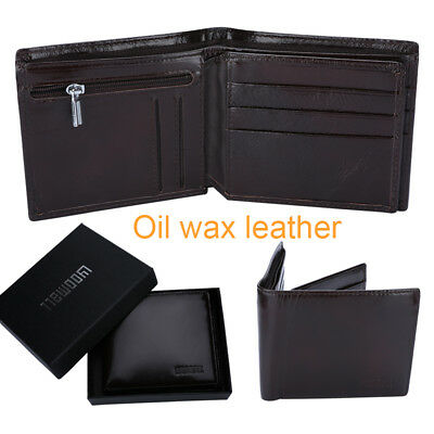 Metal Aluminum Leather Pocket Business Name Credit ID Card Case Metal Box Holder
