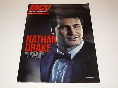 MCV Magazine ~ Issue 877 May 6th 2016 ~ Trade only ~ Uncharted 4