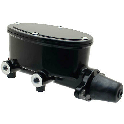 JEGS Performance Products 631390 Black Aluminum Master Cylinder
