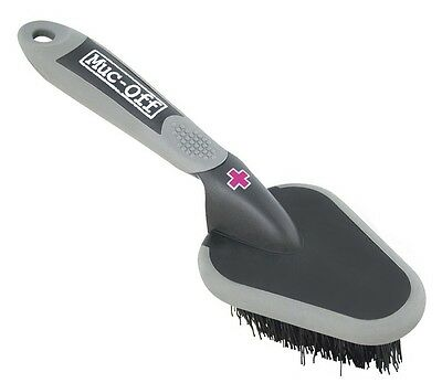 Muc Off Detailing Cleaning Cleaner Wash Brush Car Alloy Wheels Motorbike Bicycle