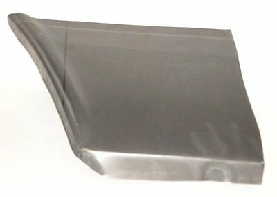 1965-1966 Chevrolet LH Front Fender Lower Rear Repair Section - Made In The USA