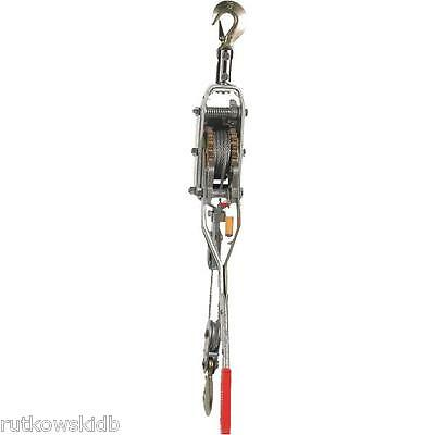 4-TON American Power Pull Double Ratchet Drive Cable Puller