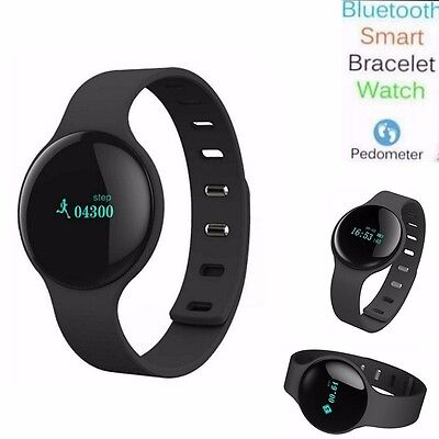 Smart Watch Bracelet Bluetooth Intelligente Orologio Sport Activity Tracker Nero