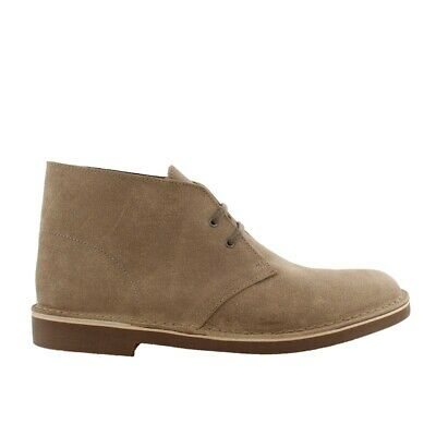 Clarks Bushacre 2 Chukka Boot Mens Ankle Boots  Low Heel
