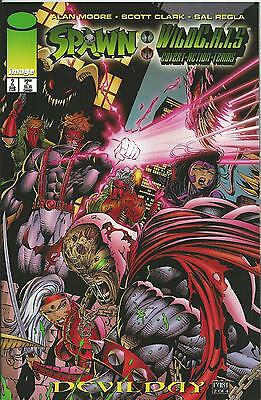 Spawn/ Wildcats #2 (Of 4) (Image)