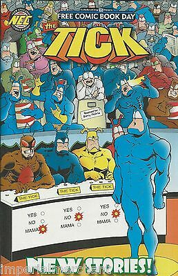 The Tick comic special