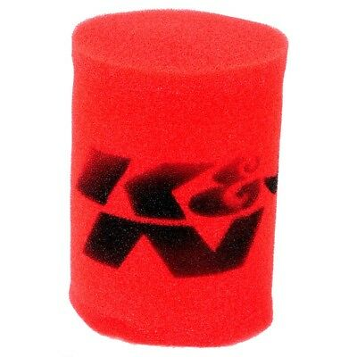 "Air Filter Airforce Precleaner Foam Wrap Red 3-3/4""x6""L K and N - 25-1770 K&N"