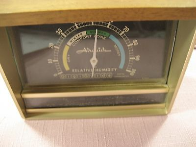 Vintage AIRGUIDE Digital  DIGIGUIDE Thermometer W/ relative Humidity