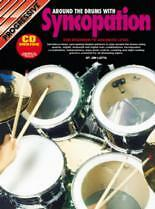 Progressive Around Drums With Syncopation + Cd
