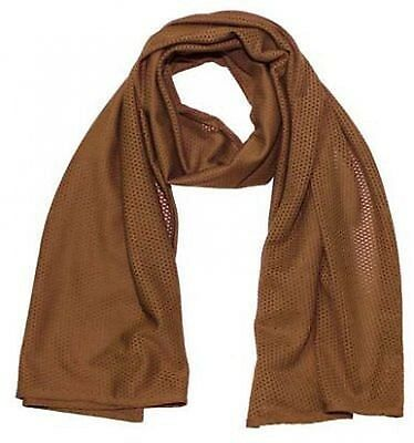 US Sniper Scarf Schal Army USMC coyote brown