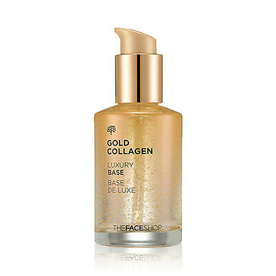 [THE FACE SHOP] Gold Collagen Luxury Base - 50ml