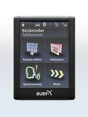 Bury CC9068 Freisprechanlage Bluetooth Ford B-Max C-Max Fiesta Focus