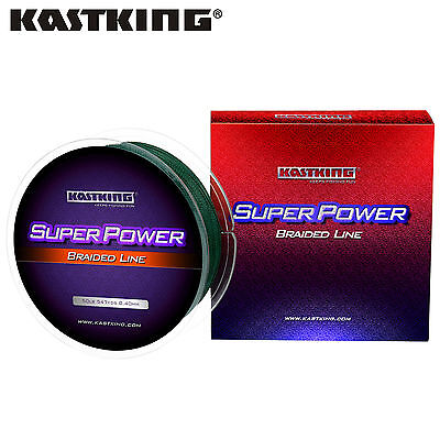 KastKing 6LB-150LB 300M/500M/1000M Dyneema PE Sea Braided Line Carp Fishing Line