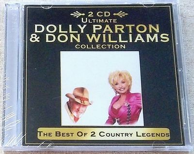 DOLLY PARTON DON WILLIAMS Ultimate Collection BLACK SOUTH AFRICA #SSDB655