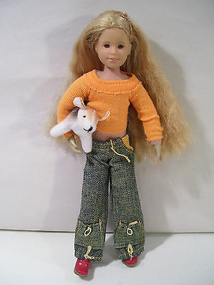 Only Hearts Club Taylor Angelique Doll With Puppy 2004