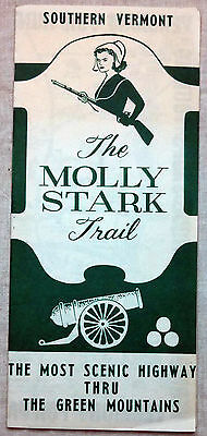 1960 The Molly Stark Trail, Southern Vermont b