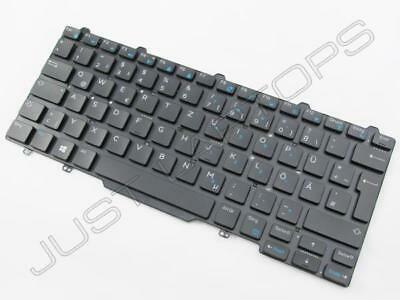German Dell 2TVV1 QWERTZ Backlight Keyboard 12 Warranty