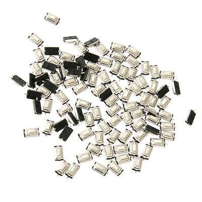 100pcs 3X6X2.5mm Tactile Push Button Switch Tact Switch Micro Switch SMD