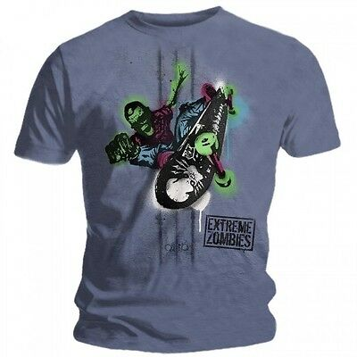 T-shirt Extreme Zombies - Skateboard