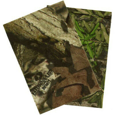 Bohning Camo Bow Grip and Sight Window Pads for hunting bows - Mossy Oak